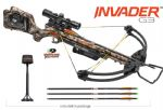 Wicked Ridge Invader G3 ACUdraw 52 Crossbow Full Package - FREE TARGET & FREE UK SHIPPING!